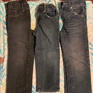 4t boys jeans bundle